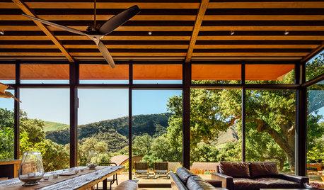 Casas Houzz: Un paraíso para disfrutar del surf en California