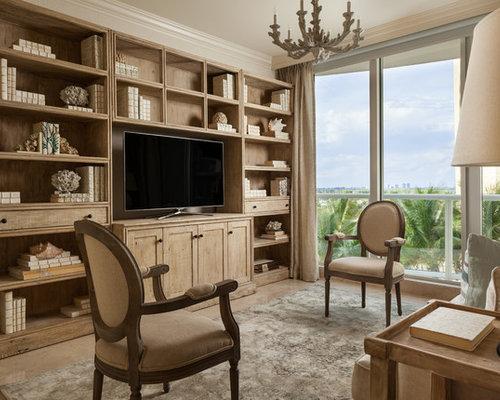 built in media cabinet houzz. Black Bedroom Furniture Sets. Home Design Ideas