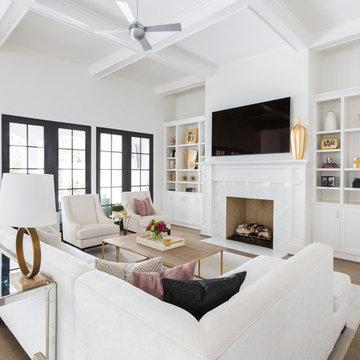 River Oaks New Custom Home