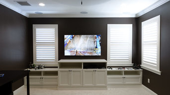 Robinson Home Automation TV Hang