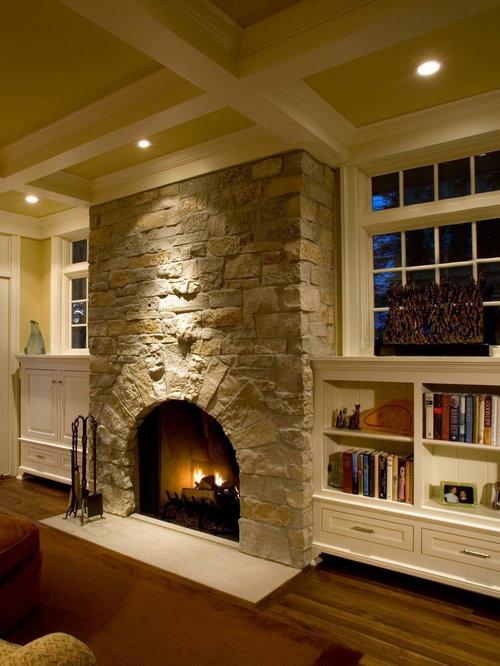 Fireplace Cabinet | Houzz