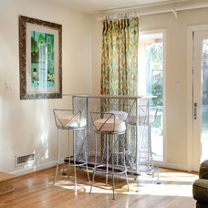 Contemporary Family Room by Sara Ingrassia Interiors