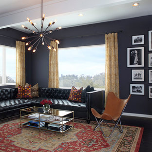 Rockstar Inspired Family Room