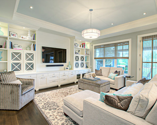 Family Room Cabinets Ideas Pictures Remodel And Decor