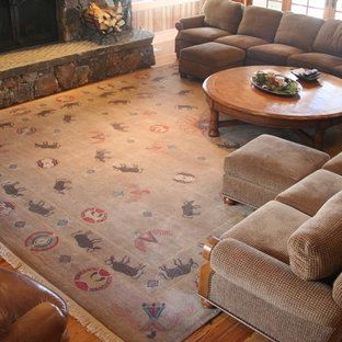 Room Settings With InnerAsia Rugs