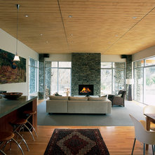 Contemporary Family Room by Jessop Architects Ltd