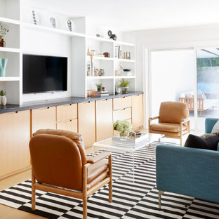 75 Beautiful Built-In Entertainment Center Pictures & Ideas ...