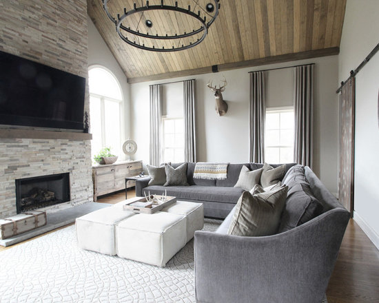 25 All Time Favorite Transitional Family Room Ideas Remodeling