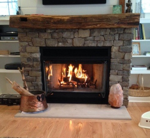 Rustic Decor Fireplace Mantels