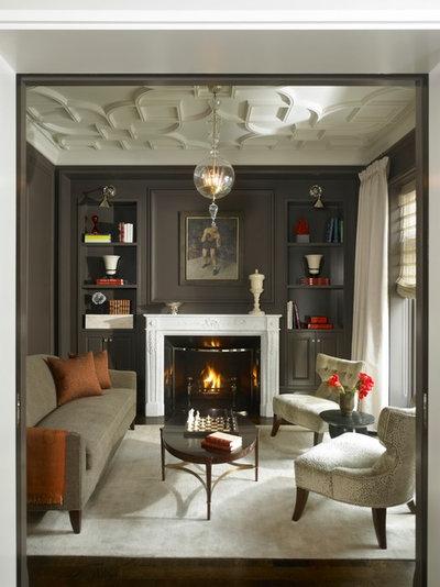 Klassisch Wohnzimmer by Michael Abrams Interiors