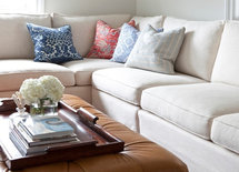 Where was this sectional purchased?  Beautiful home!