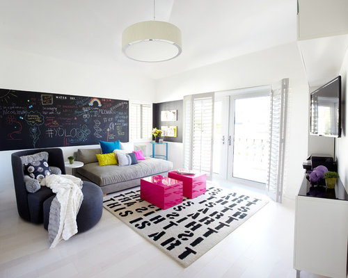 paint one wall in a room   houzz