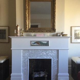 San Francisco, California Residence- Fireplace