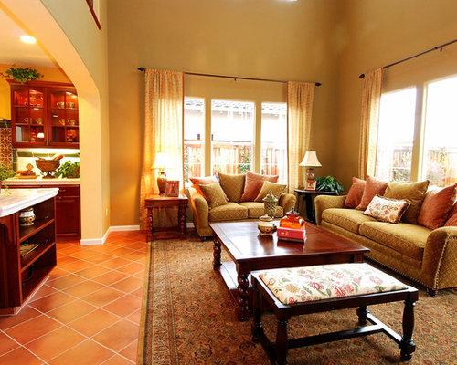 Premium family room design ideas renovations photos for 19 blue salon santa barbara