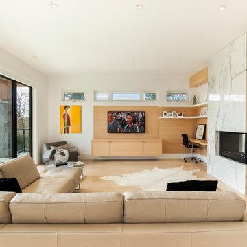 Sandler Residence - West Coast Modern, Vancouver