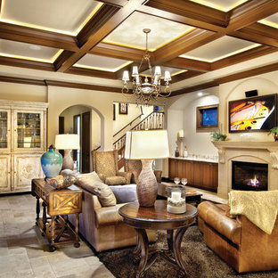 """Sater Design Collection's 6797 """"Casoria"""" Home Plan"""