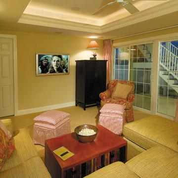 "Sater Design Collection's 6808 ""Santa Rosa"" Home Plan"