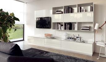 Scavolini Living Cabinets