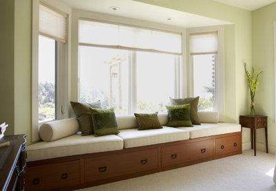 asiatische Familie Zimmer, die von Mahoney Architekten und Interieur