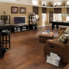 Contemporary Family Room by Shaw Floors