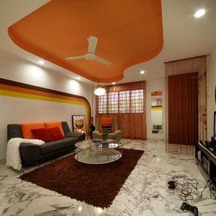 Shagedelic Retro Apartment in Singapore