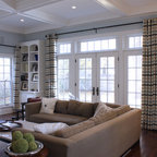 Game Room Traditional Family Room Minneapolis By