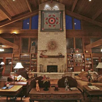 Showcase Home- Interior Elevation