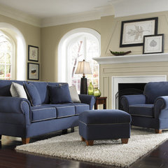 family room by Simplicity Sofas