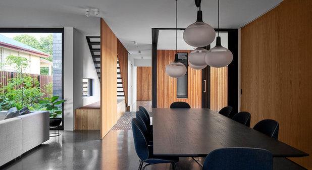 Modern Wohnzimmer by Melbourne Design Studios (MDS)