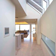 Contemporary Family Room by Slater Architects