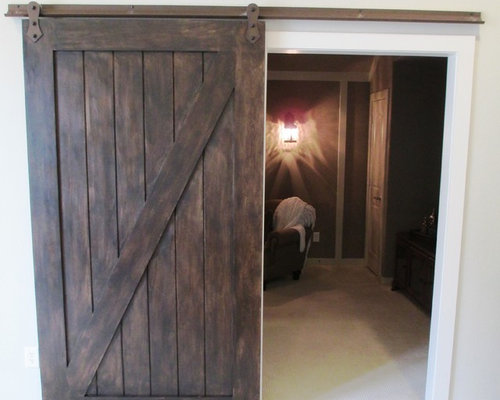 Low Clearance Barn Door Home Design Ideas Pictures