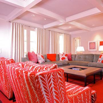 Soft Contemporary Custom Home