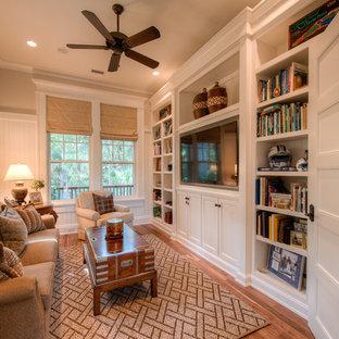 Klassisches Wohnzimmer in Charleston