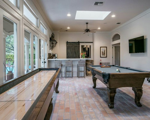 Banconi bar con pavimento in mattoni foto idee e for Ristrutturare bancone bar