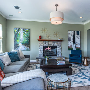 Sophisticated Comfort -  Family living and dining