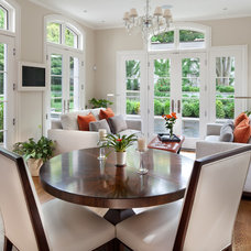 Traditional Family Room by Morgan Howarth Photography