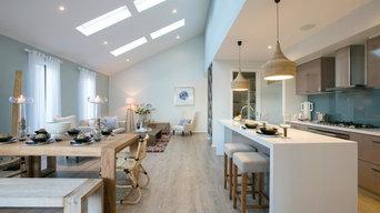 Sorrento, Velux windows to ceiling