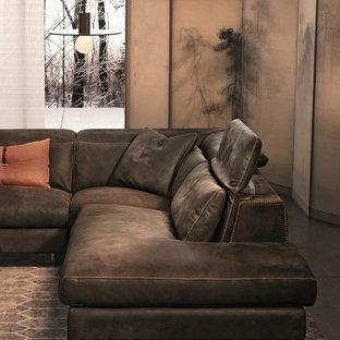 Sound Sectional Sofa by Gamma Arredamenti