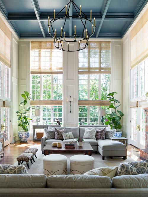 gemauerter kamin ideen bilder houzz. Black Bedroom Furniture Sets. Home Design Ideas