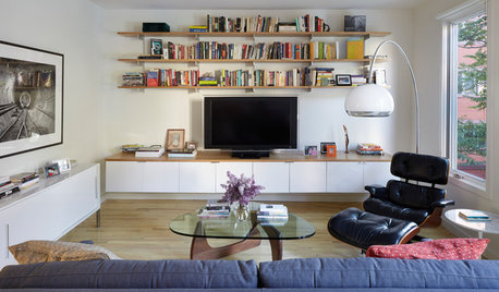 Houzz Tour: A Tired Brooklyn Townhouse Gets a Radical Reinvention