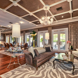 South Tampa Golf Course Custom Home