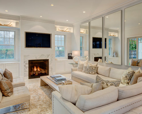 Houzz | Contemporary Family Room Design Ideas & Remodel Pictures