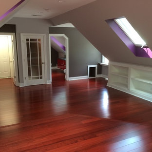 Southern Village Attic Renovation