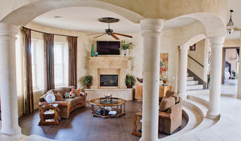 Spanish Style Home - Sunken Great Room