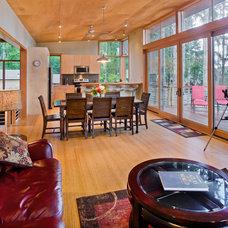 Modern Family Room by Method Homes