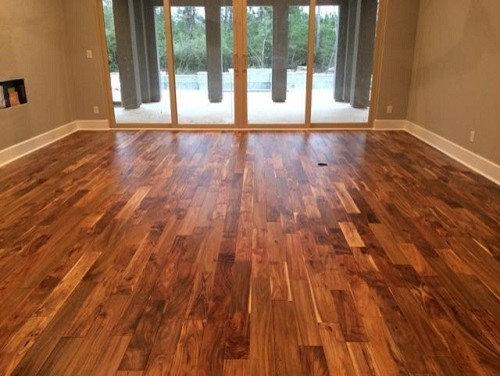 spring, texas hand scraped acacia natural solid hardwood flooring