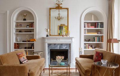 11 способов освежить интерьер комнаты в классическом стиле
