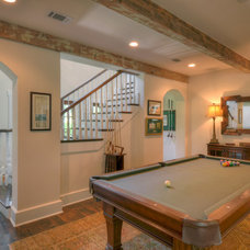 Traditional Family Room by Golden Isles Custom Homes, LLC