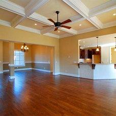 Traditional Family Room by Sullivan Design & Construction, LLC