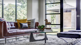 Staged Vacant Contemporary Home